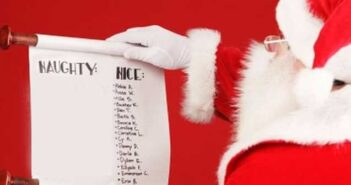Santa Claus Nice List Niceville