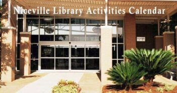 Niceville Library Activities Calendar