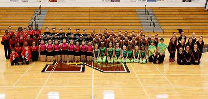 NHS eaglettes dance team niceville