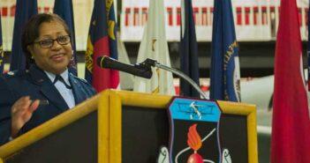 Lt. Col. Sherrol James eglin air force base niceville