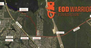 EOD Warrior Foundation Memorial Challenge Niceville