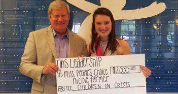 Niceville High School Leadership Miss People's Choice