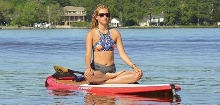 SUP Yoga Yoga Junkie Niceville