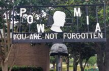 pow mia monument niceville city hall
