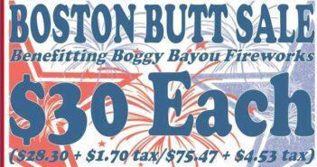 Boston Butt sale Niceville
