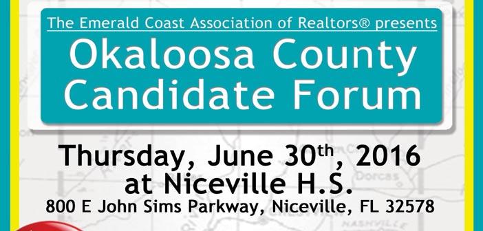 Candidate forum niceville fl