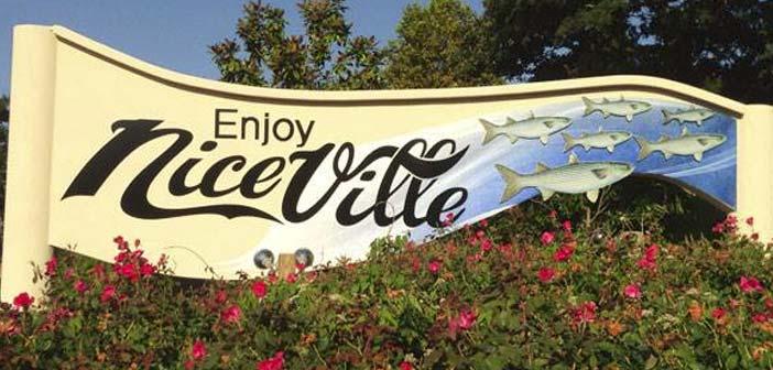 Niceville Sign Niceville FL