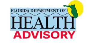 Health Dept Advisory Niceville