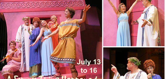 A Funny Thing Happened on the Way to the Forum Niceville