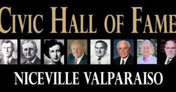 Civic hall of fame 2016 Niceville fl