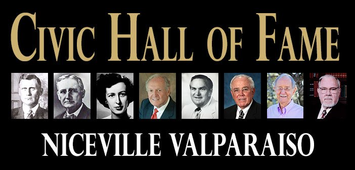 Civic hall of fame 2016 Niceville fl