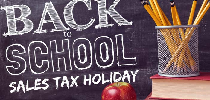 back to school sales tax holiday niceville fl