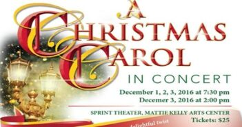 christmas carol niceville