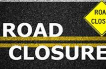 eglin road closures niceville