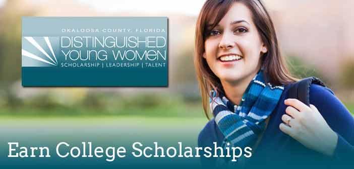 Distinguished Young Women of Okaloosa County Fla