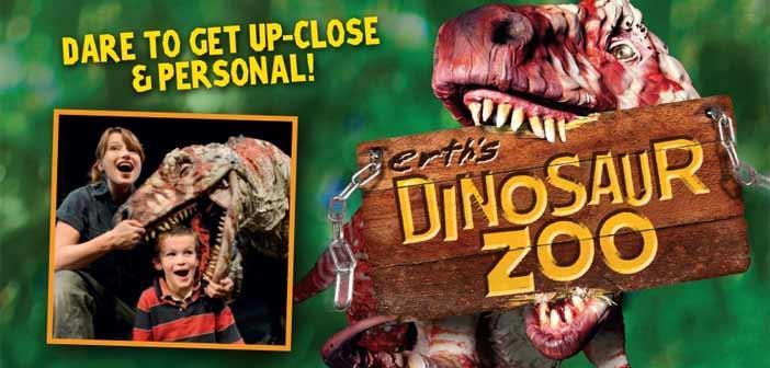 Dinosaur Zoo Live Niceville