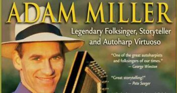 Free family concert featuring Adam Miller