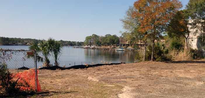Niceville Public Landing site cleared [VIDEO]