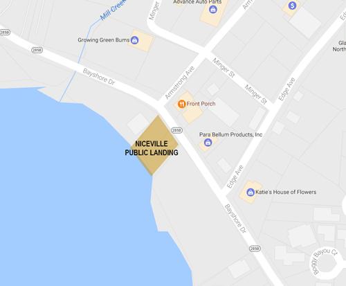 Niceville Public Landing Niceville Fla