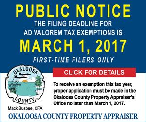 Okaloosa Property Appraiser