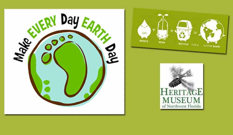 Save The Planet Save History Children S Program At The Heritage Museum On Saturday