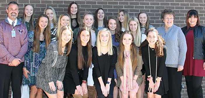 Niceville High dance team