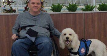 EOD assistance dog niceville