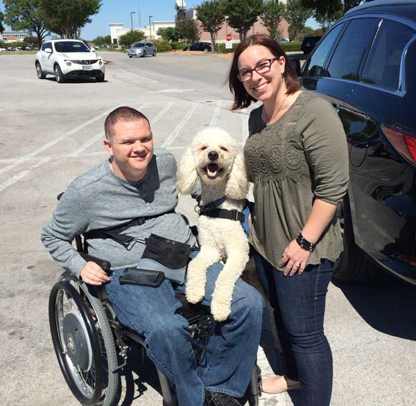 EOD assistance dog niceville