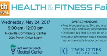 health fair niceville