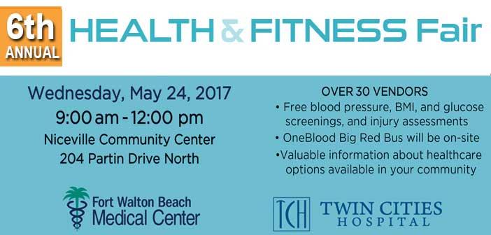 health fair niceville