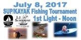 bluewater bay marina sup fishing tournament