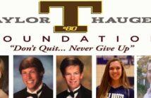 Taylor Haugen Foundation Scholarship