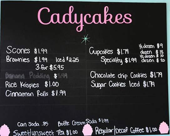Cadycakes Niceville