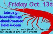 Niceville High School Cheerleader Shrimp Boil