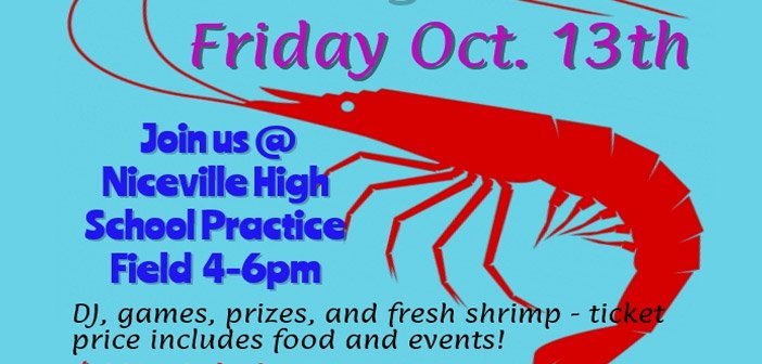 Niceville High School Cheerleader Shrimp Boil