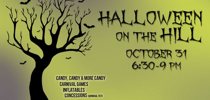 Halloween on the Hill 2017 set for October 31 in Niceville