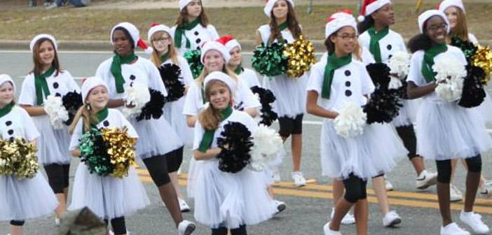 niceville christmas parade
