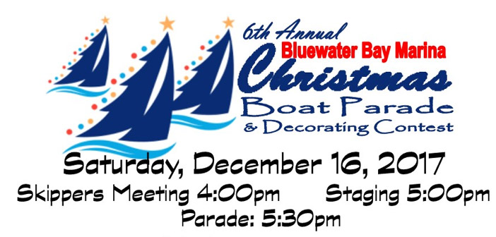 bluewater christmas boat parade