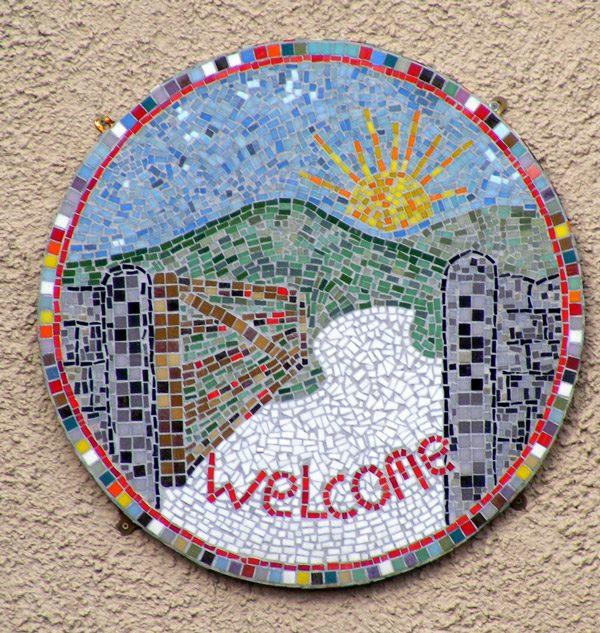 niceville heritage museum mosaic