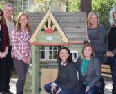 Niceville family wins Christmas Parade playhouse