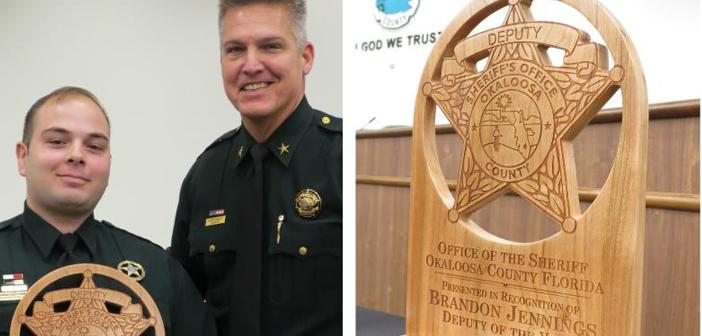 niceville brandon jennings deputy of the year
