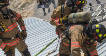niceville eafb firefighter training