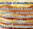 niceville kiwanis breakfast