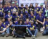 NHS robotics team wins Rocket Center Regional