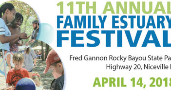 2018 Family Estuary Festival coming to Niceville