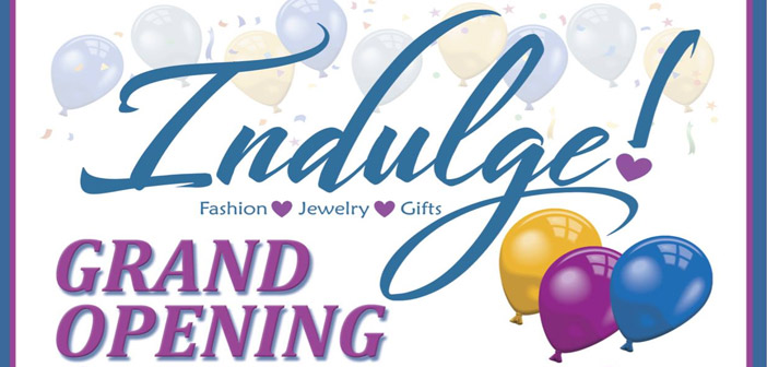 Niceville's Indulge! boutique holding Grand Opening event [PHOTOS]