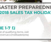 Hurricane sales tax holiday ends Thursday