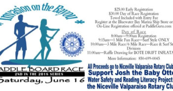 niceville invasion on the bayou sup race