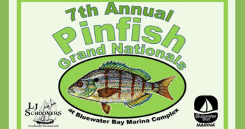 niceville bluewater bay marina pinfish
