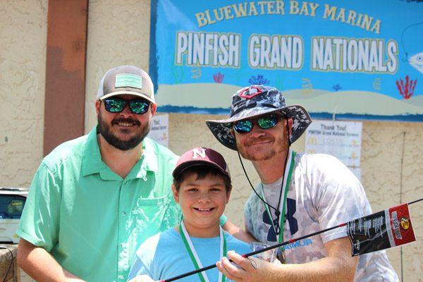 niceville bluewater marina pinfish